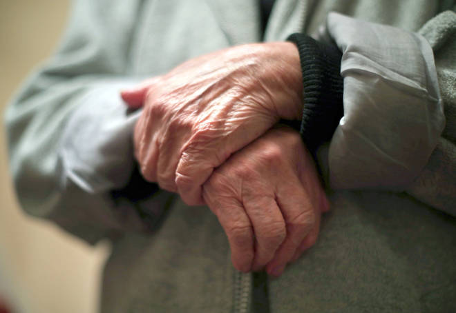 At least 200,000 people aged 60 or above are victims of domestic abuse, say charity