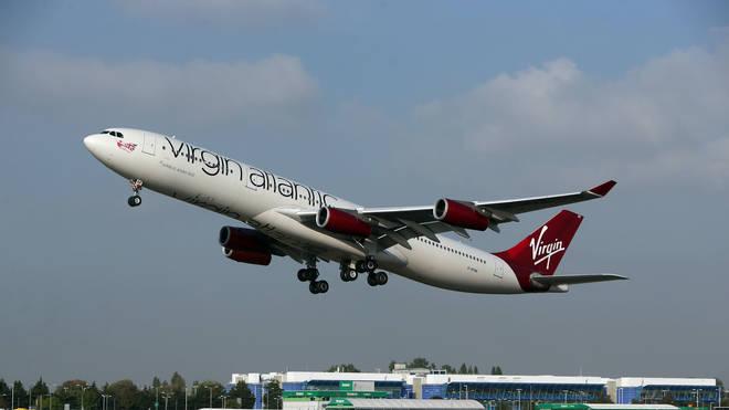 Virgin Atlantic pilots are threatening to go on strike