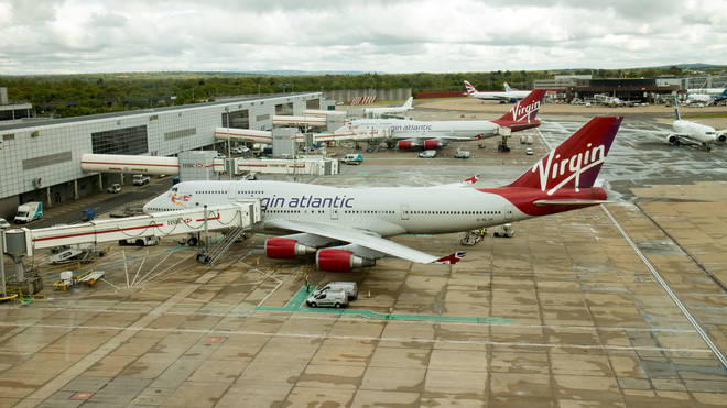 Virgin Atlantic bosses have said this will not affect travel