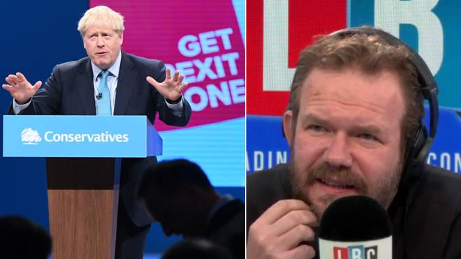 James O'Brien spoke to Peter Foster, who revealed the Irish border plan