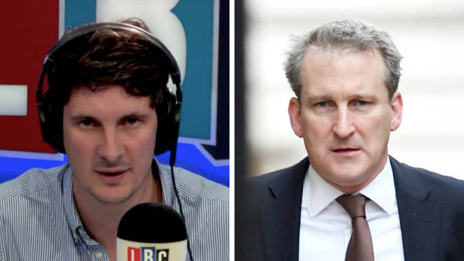 """Damian Hinds told Tom Swarbrick that the existing education system in the UK is """"too complicated""""."""