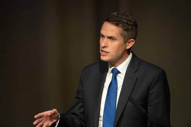 "Gavin Williamson said there should always be ""absolute resolute discipline"" within the party"