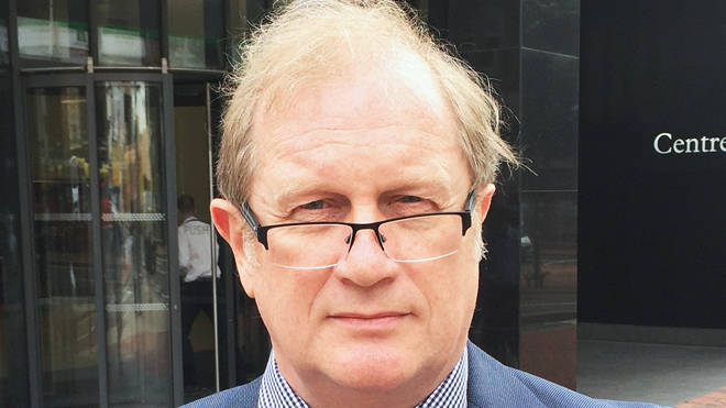 Dr David Mackereth was sacked for refusing to call a transgender woman 'she'