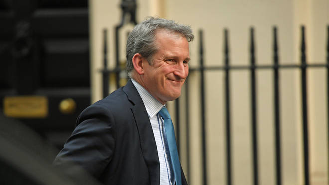 """Education secretary Damian Hinds announced new technical qualifications in the """"biggest reform"""" for over 70 years"""