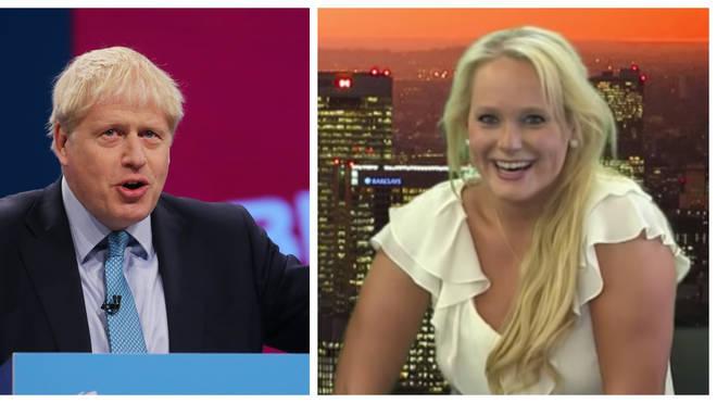 Jennifer arcuri has broken her silence on allegations Boris Johnson bent the rules for her
