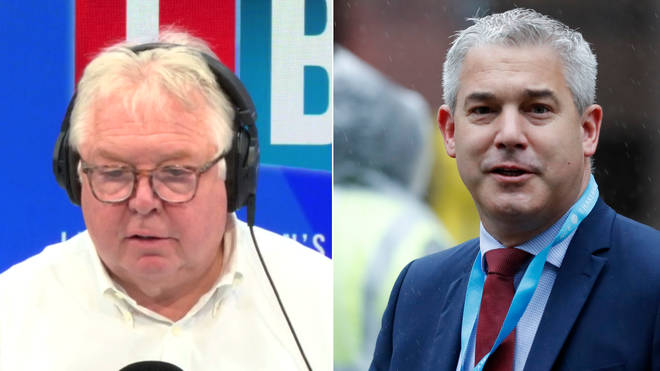 Nick Ferrari spoke to Brexit Secretary Steve Barclay