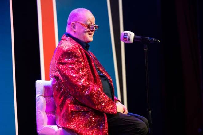 Steve Allen live on stage