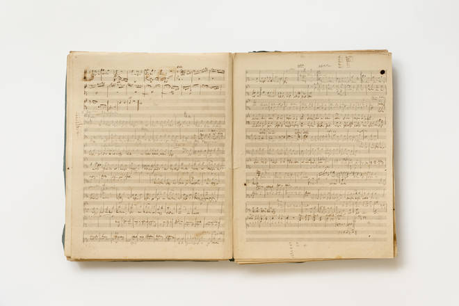 Music scores we know are nothing like the ancient scores