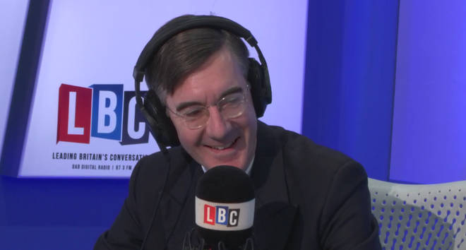 Jacob Rees-Mogg listens to drill music for the first time