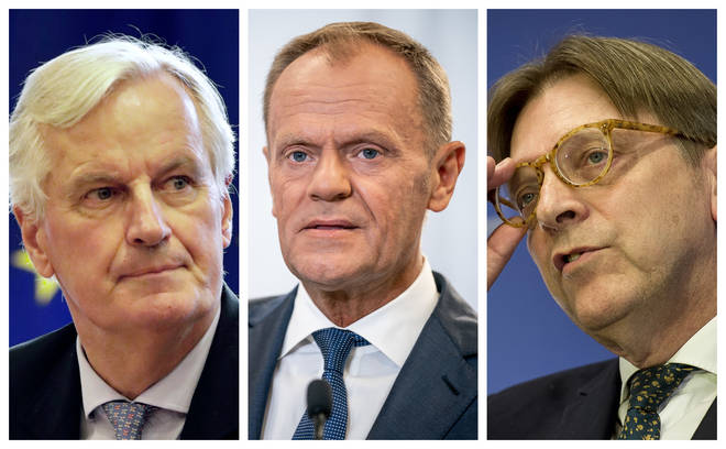 European leaders have responded to Boris Johnson's Brexit plan