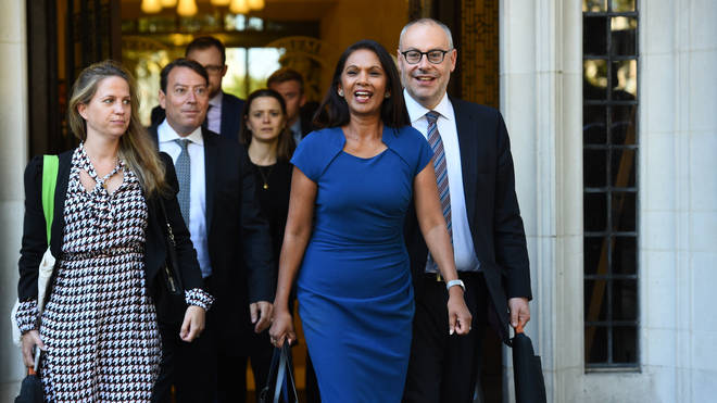 Gina Miller and her colleagues won a battle against the prorogation of Parliament