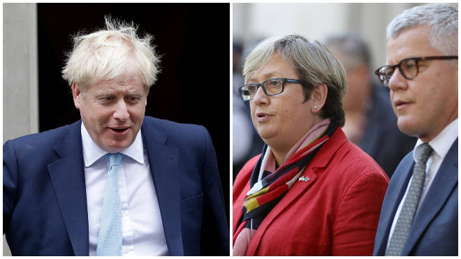 Campaigners are seeking to force Boris Johnson to sign a Brexit extension letter if he refuses