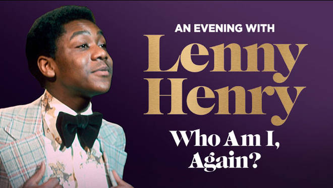 Lenny Henry is going back on tour