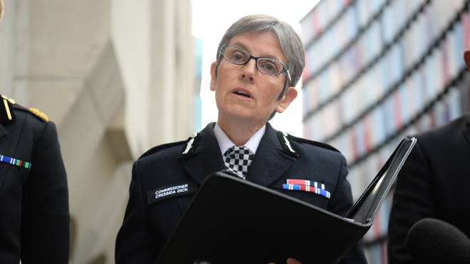 "Tory MP Harvey Proctor has called on Metropolitan Police Commissioner Cressida Dick to ""consider her position"""