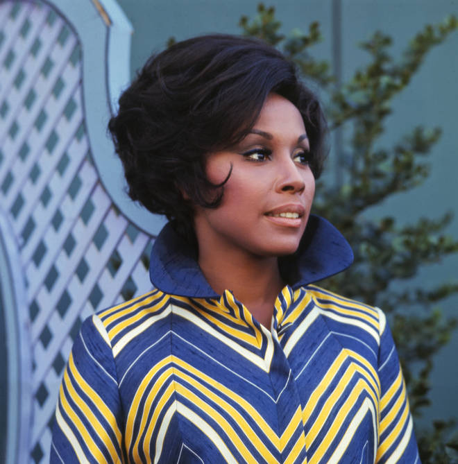 Singer and actress Diahann Carroll died on Friday October 4