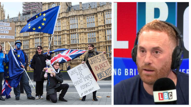 """For God&squot;s Sake, Let&squot;s Stay In"": Frustrated Remainer PLEADS For End Of Brexit"