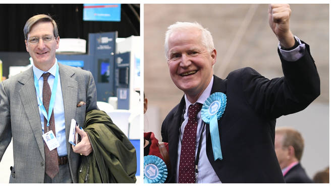 Dominic Grieve And Brexit MEP Go Head To Head On Holding A Second Referendum