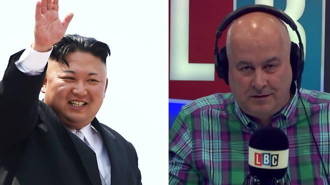Iain Dale Kim Jong Un