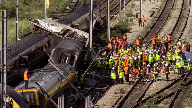 People are remember 20 years since the tragic crash