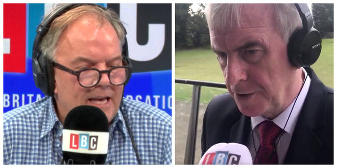 John McDonnell: 'Boris Johnson Can't Ignore Rule Of Law, Just Like Everyone Else'