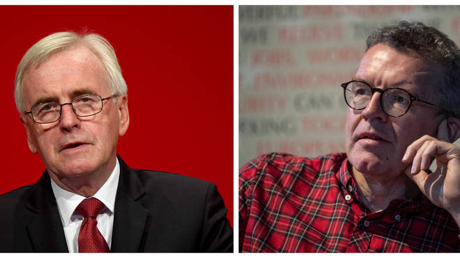 John McDonnell Backs Tom Watson Over Role In VIP Abuse Investigation