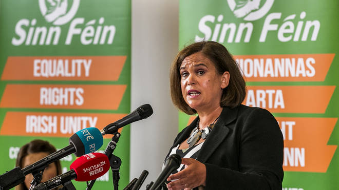 "Sinn Fein Leader Says Boris Johnson Is ""Gambling"" With Good Friday Agreement"