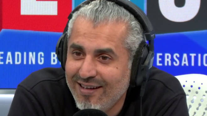 "Maajid Nawaz Is Delighted To Have Found A ""Silver Lining"" To Brexit"