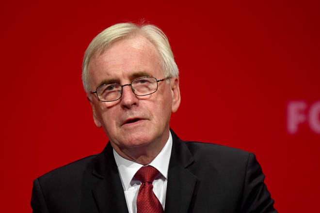 John McDonnell spoke at the Road to Rebuilding the Economy conference