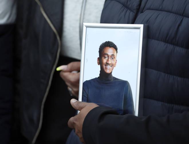 Tashan Daniel was murdered at Hillingdon station on 24 September
