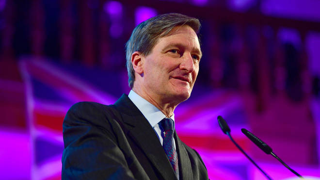Former Attorney General Dominic Grieve will stand as an independent at the next election