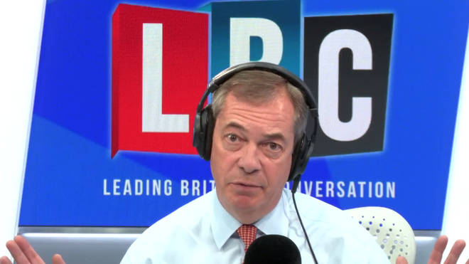 This Is What Nigel Farage Would Do If He Was In Boris Johnson's Position
