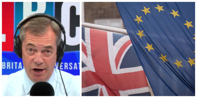 Nigel Farage Weighs In On How Likely We Are To Leave EU On October 31