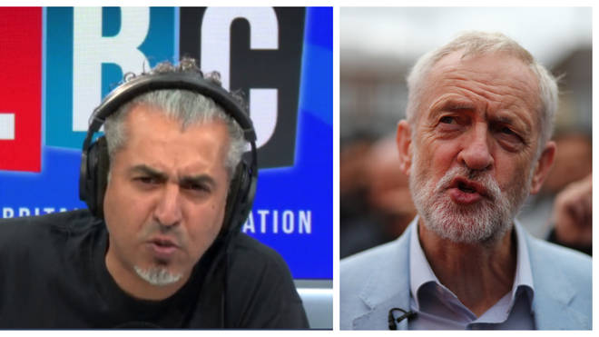 Maajid Nawaz Argues That Jeremy Corbyn Should Never Be Prime Minister