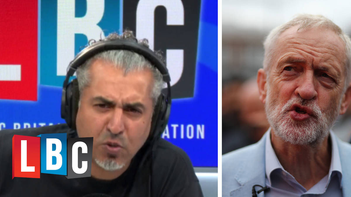 Maajid Nawaz Fiercely Argues That Jeremy Corbyn Should Never Be Prime Minister