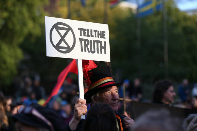 "Extinction Rebellion&squot;s ""International Rebellion"" campaign begins on Monday"