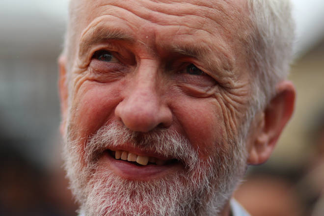 Jeremy Corbyn is meeting with other opposition leaders