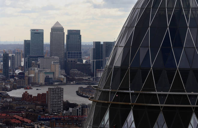 "The Financial Conduct Authority is warning of the ""unknown financial risks"" of Brexit"