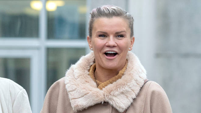 Kerry Katona had the charges against her dropped on Monday