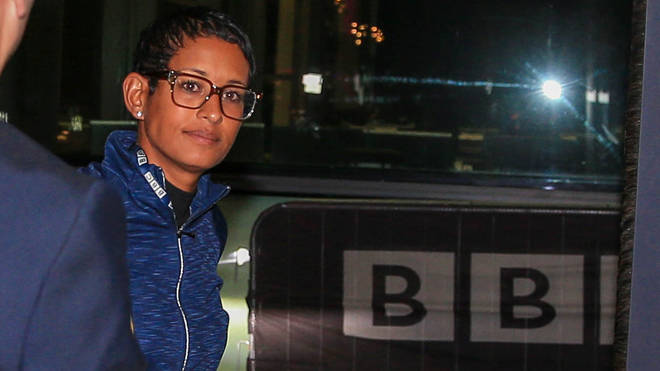 Naga Munchetty was cleared of breaching any rules