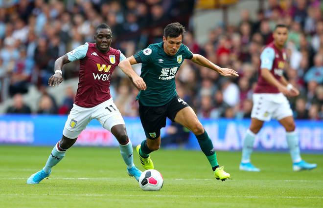 Aston Villa have condemned the chant aimed at Marvelous Nakamba