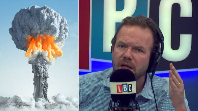James O'Brien discussed the threat of nuclear missiles
