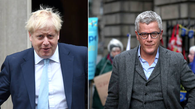 Jo Maugham was one of the lawyers taking Boris Johnson to court