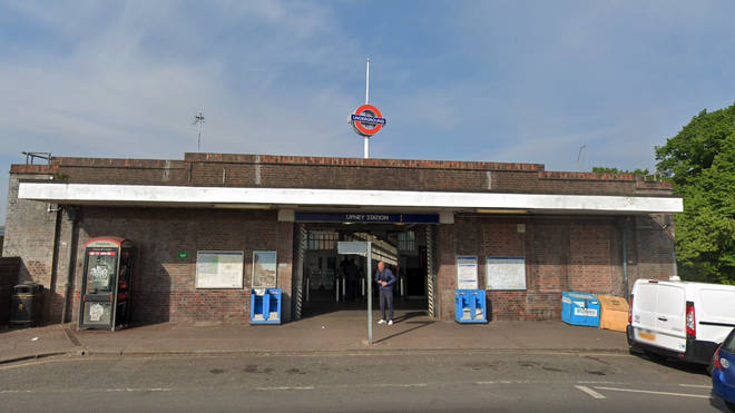 A teenager has been stabbed at Upney tube station in Barking