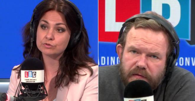 James O'Brien spoke to Heidi Allen