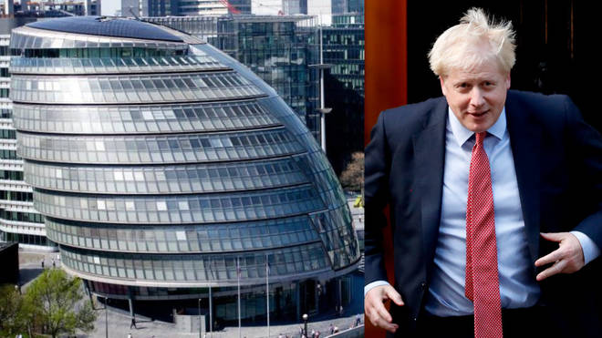 Boris Johnson is facing questions over his time as London Mayor