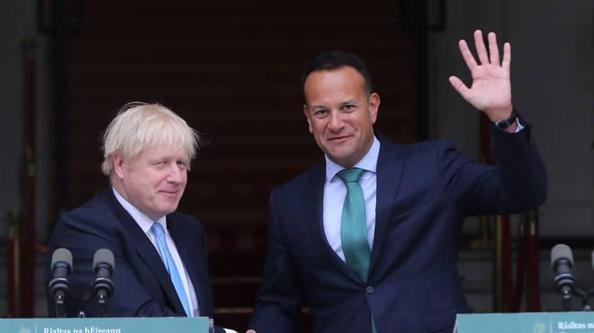 Boris Johnson and Leo Varadkar will hold crunch meeting in a bid to save Brexit talks