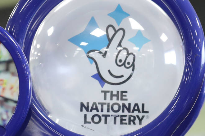 The country's biggest ever Lottery winner was created on Tuesday night