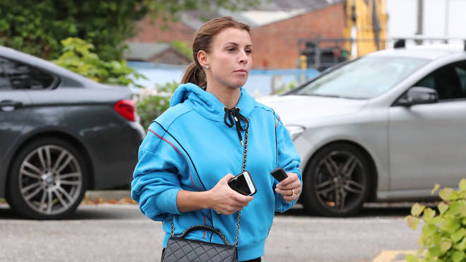 Coleen Rooney exposed Rebekah Vardy