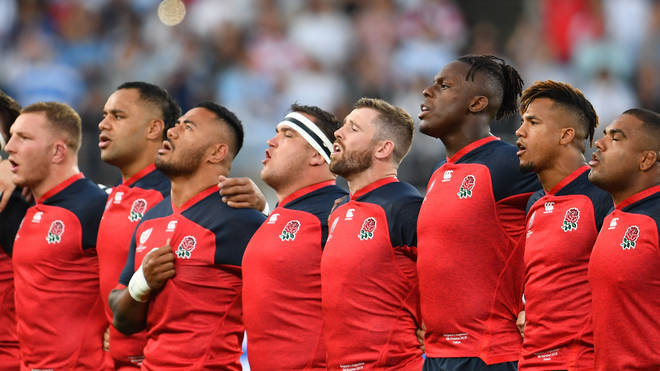 England's Rugby World Cup clash against France has been called off
