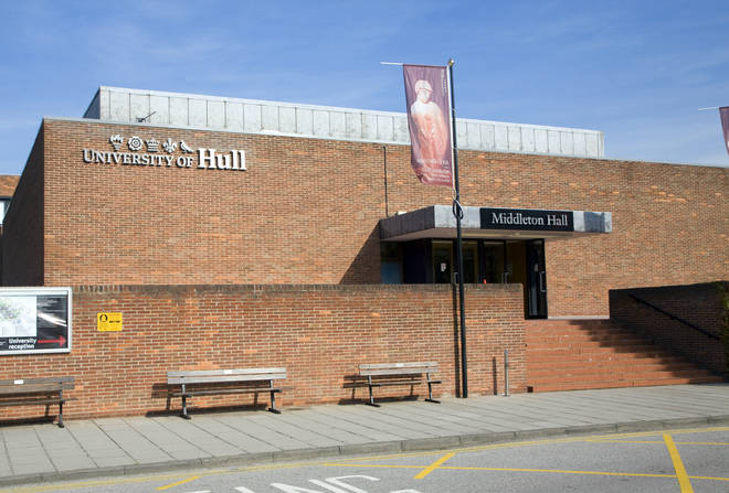 Middleton Hall, University of Hull, Hull, Yorkshire, England